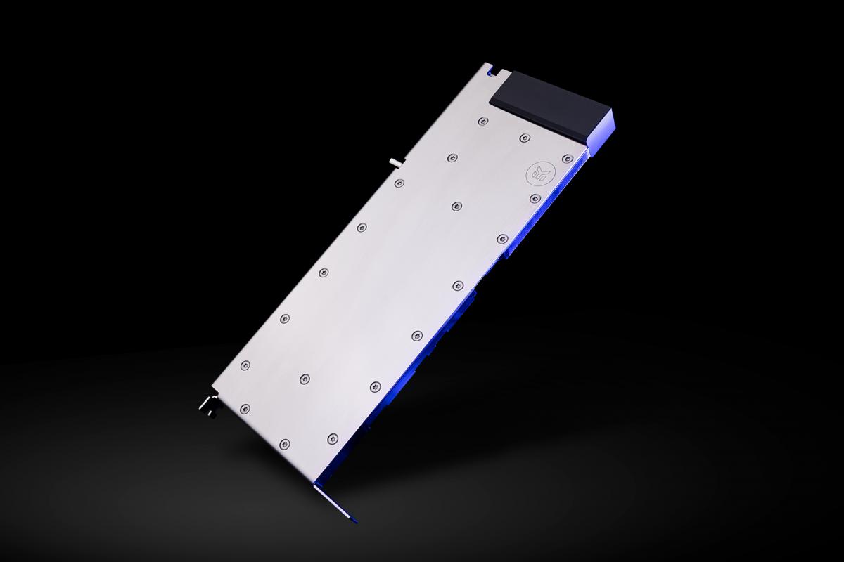 EK-Pro GPU WB A100 - Nickel + Inox
