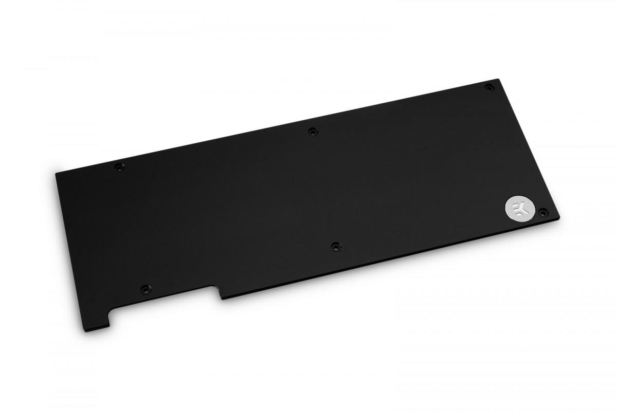 EK-Pro GPU WB RTX Backplate - Black