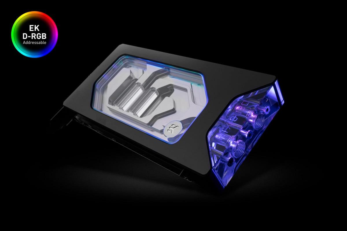 EK-Quantum Vector FE RTX 3080 D-RGB - Black Special Edition