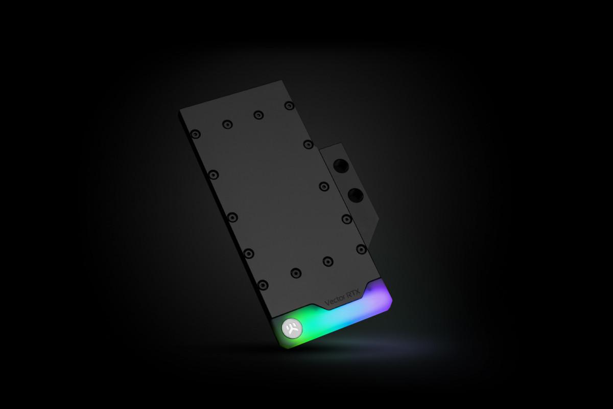 EK-Quantum Vector RTX 3080/3090 D-RGB - Nickel + Acetal