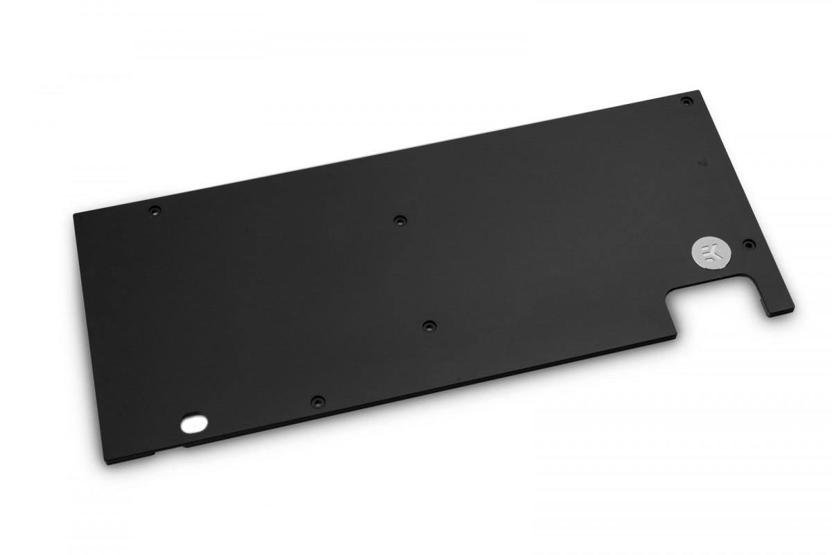 EK-Quantum Vector Strix RX 5700 +XT Backplate - Black