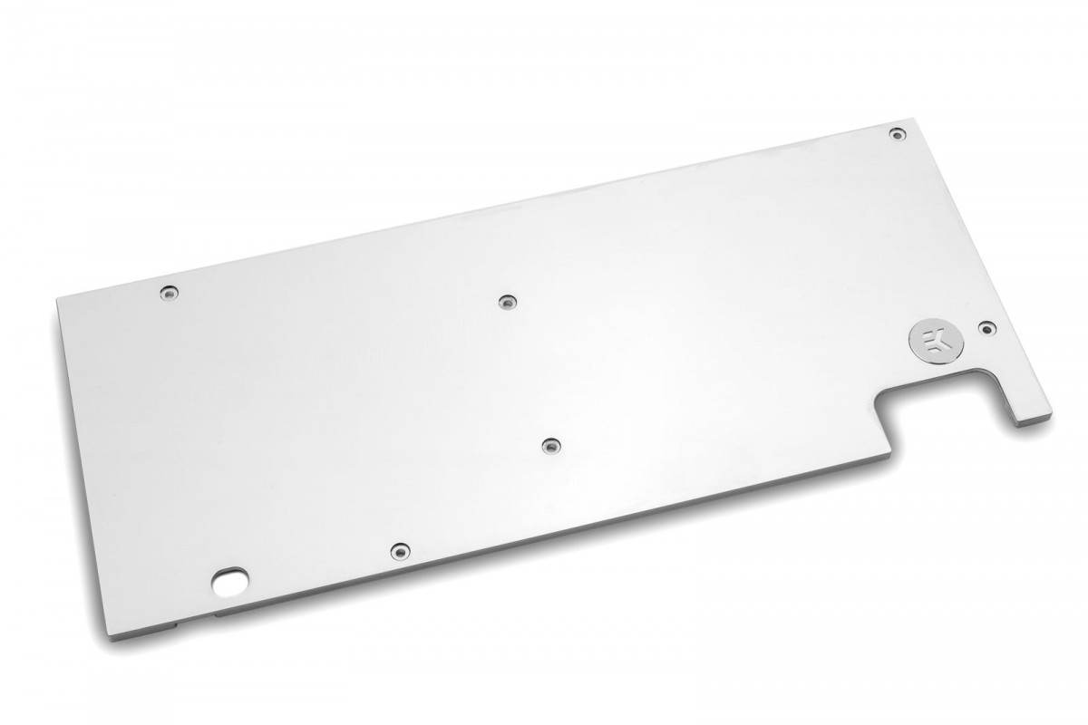 EK-Quantum Vector Strix RX 5700 +XT Backplate - Nickel