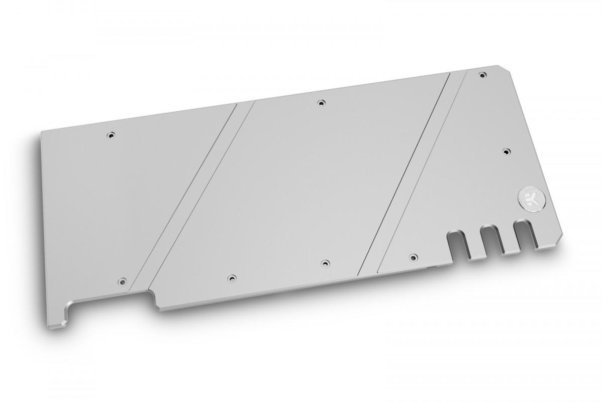 EK-Quantum Vector Trio RTX 3080/3090 Backplate - Nickel