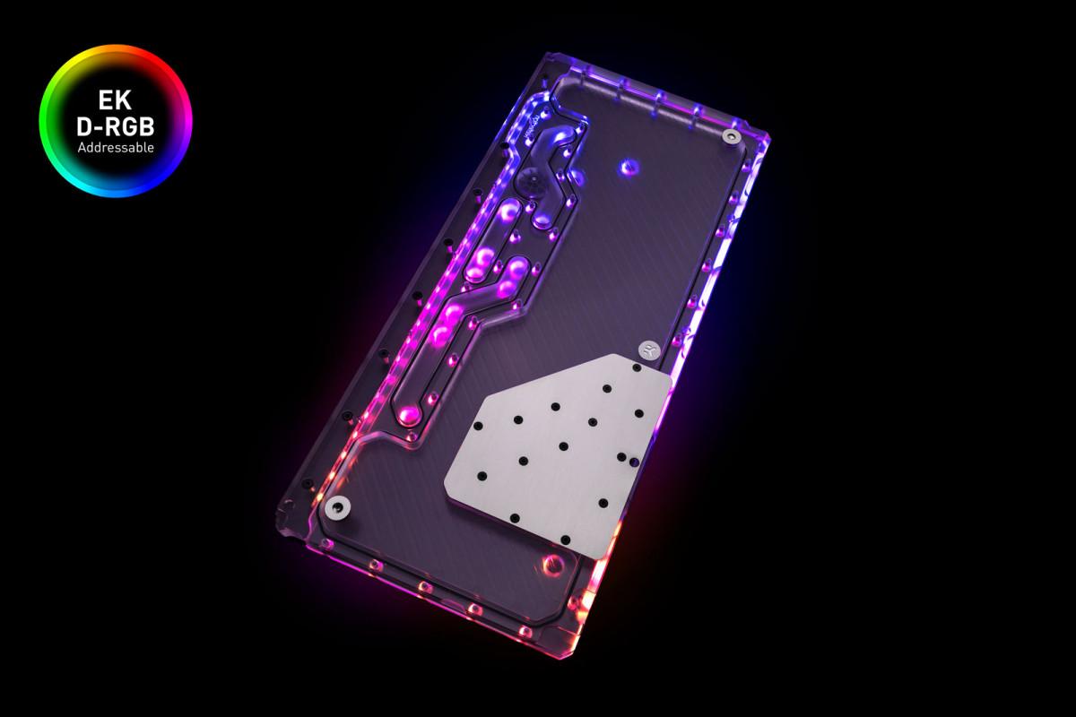 EK-Quantum Reflection PC-O11D XL D5 PWM D-RGB - Plexi