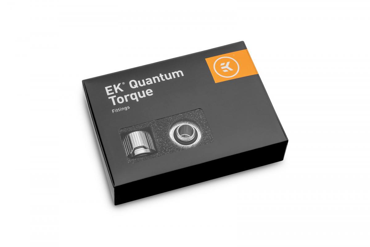 EK-Quantum Torque 6-Pack STC 10/16 - Nickel