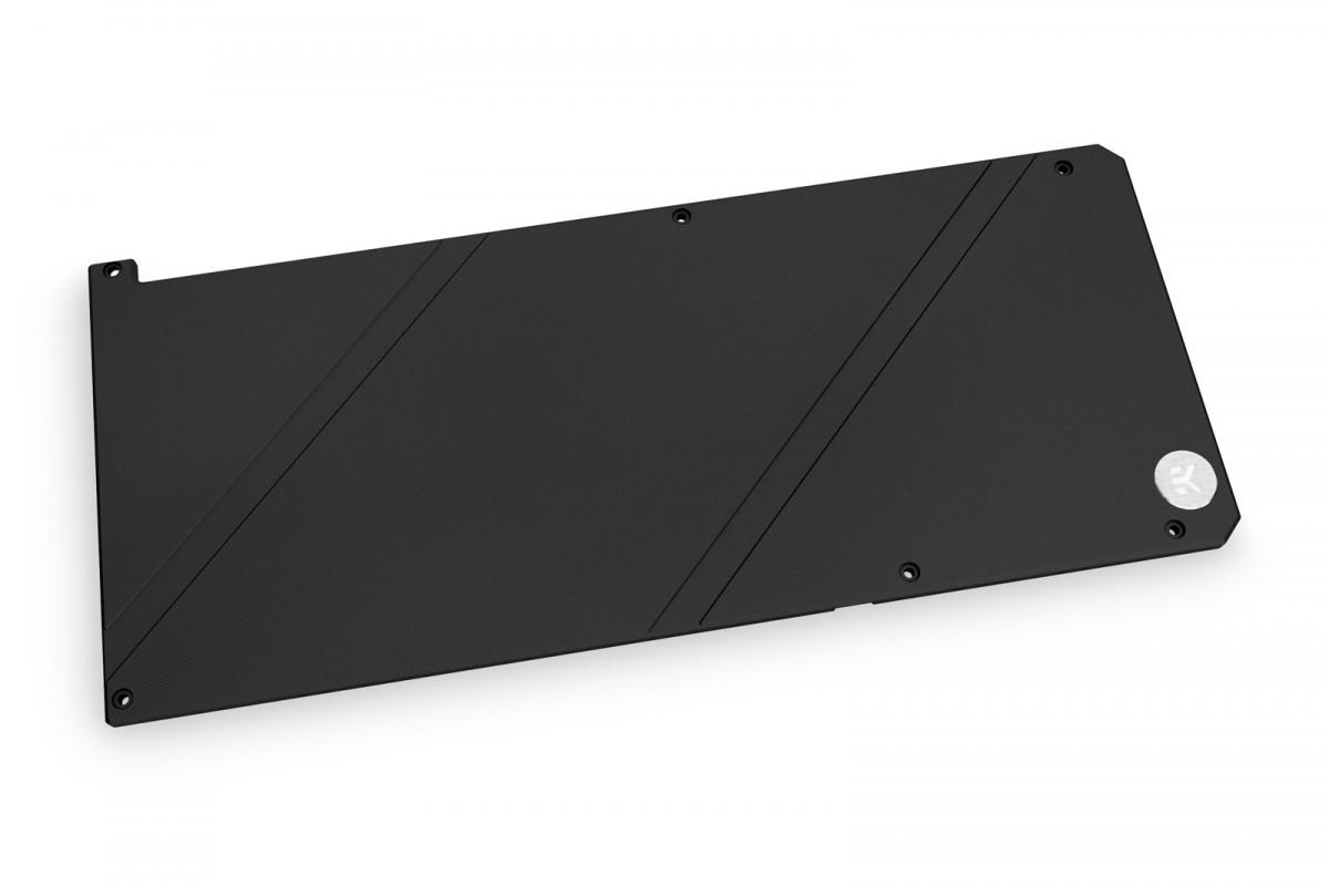 EK-Quantum Vector FTW3 RTX 3070 Backplate - Black