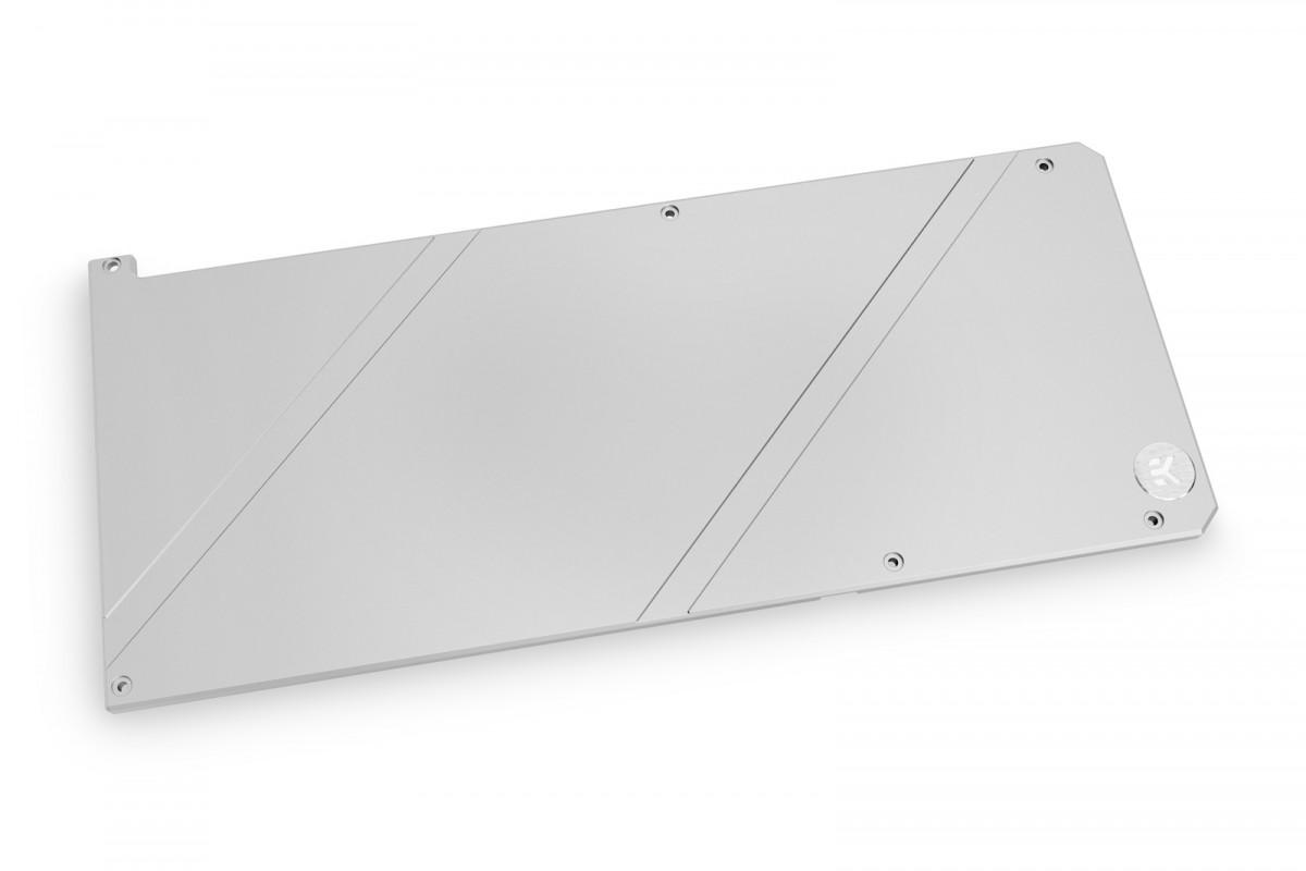 EK-Quantum Vector FTW3 RTX 3070 Backplate - Nickel