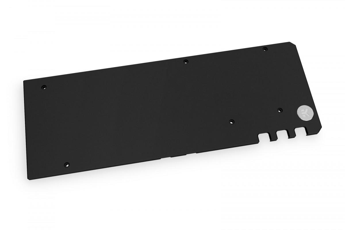 EK-Quantum Vector Master RX 6800XT/6900XT Backplate - Black