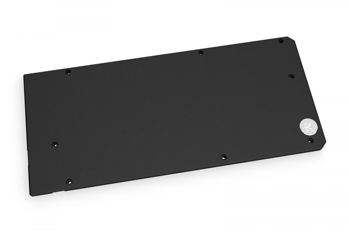 EK-Quantum Vector Red Devil RX 6800/6900 Backplate - Black