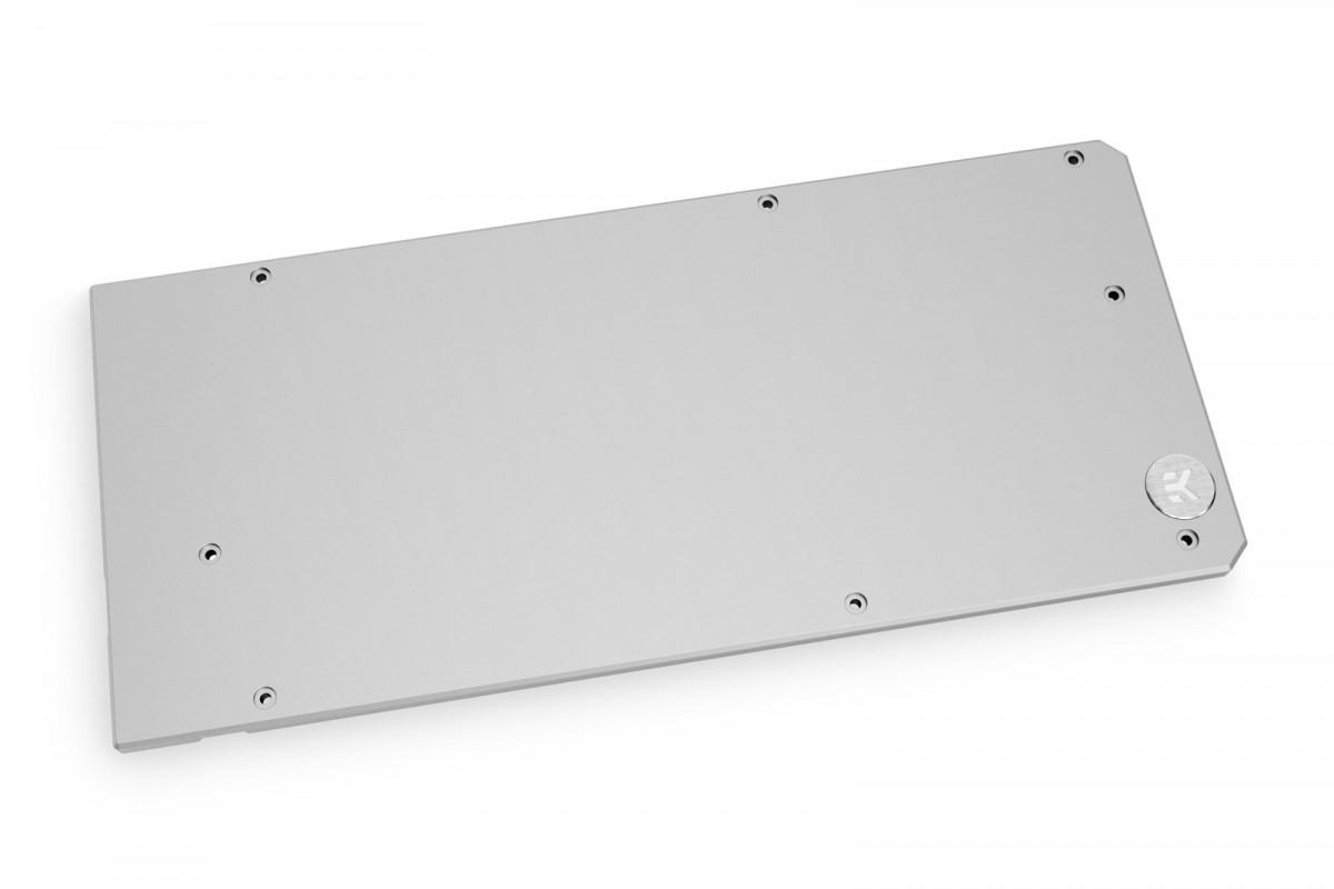EK-Quantum Vector Red Devil RX 6800/6900 Backplate - Nickel