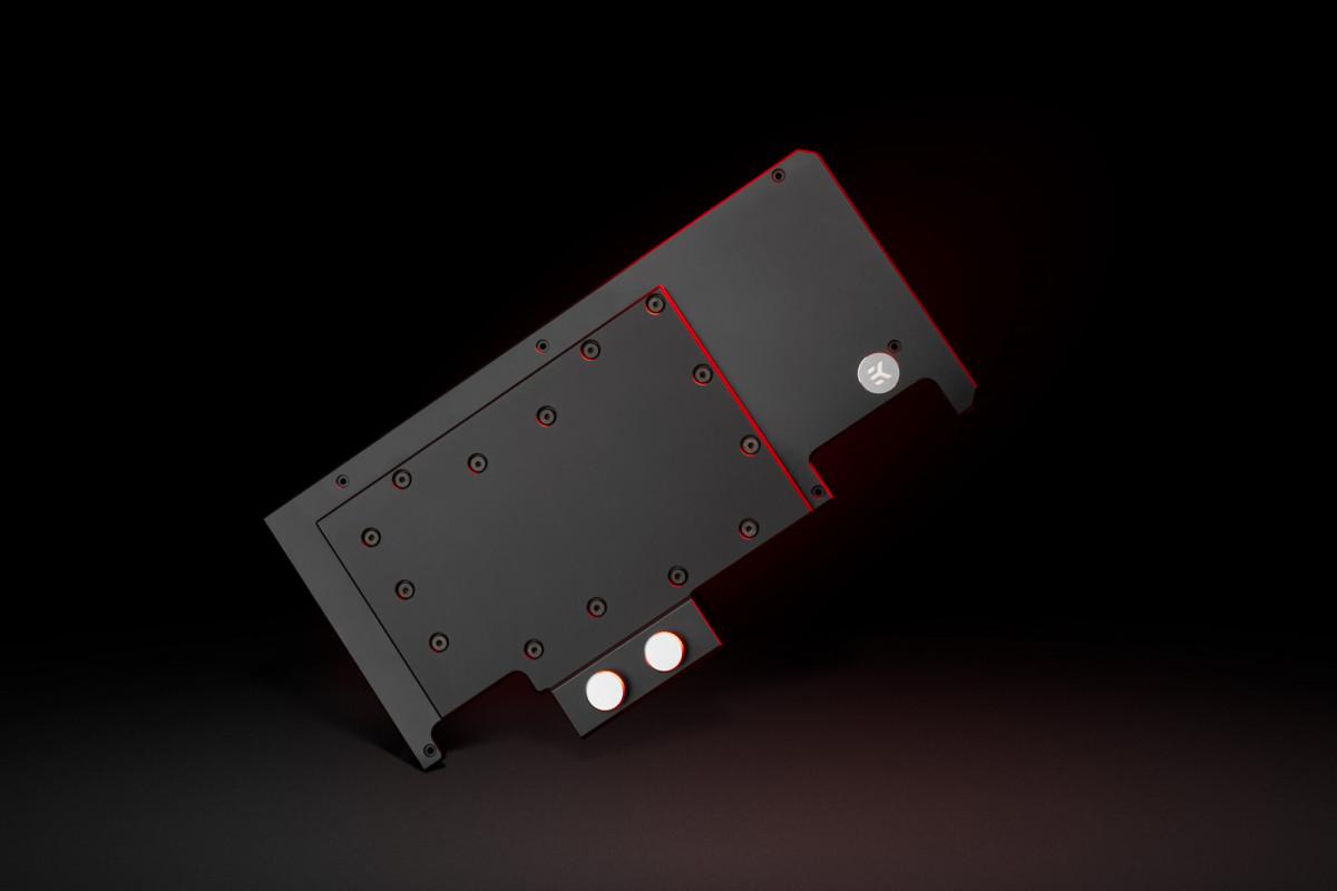 EK-Quantum Vector Strix RTX 3080/3090 Active Backplate - Acetal