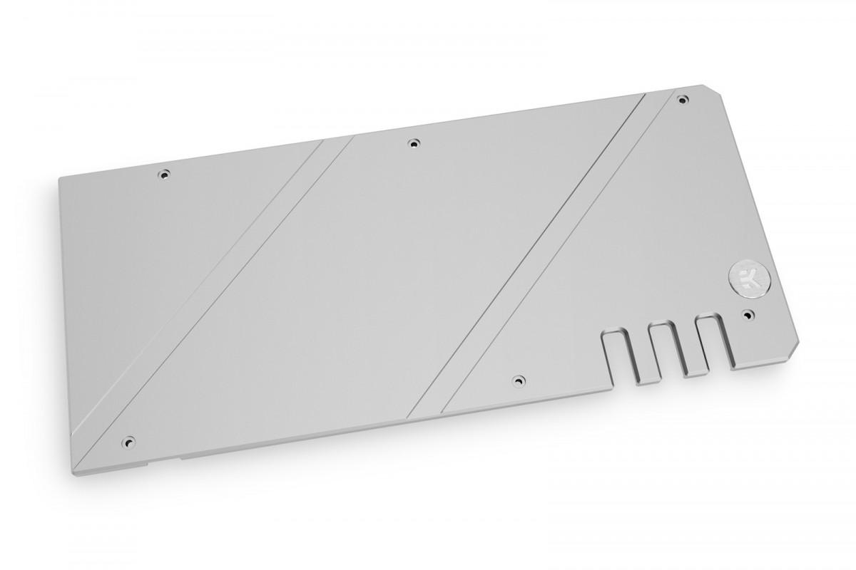 EK-Quantum Vector Strix RX 6800/6900 Backplate - Nickel