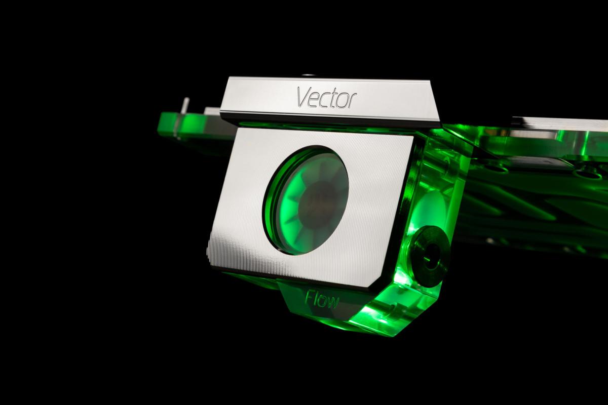 EK-Quantum Vector Terminal Cover - Nickel