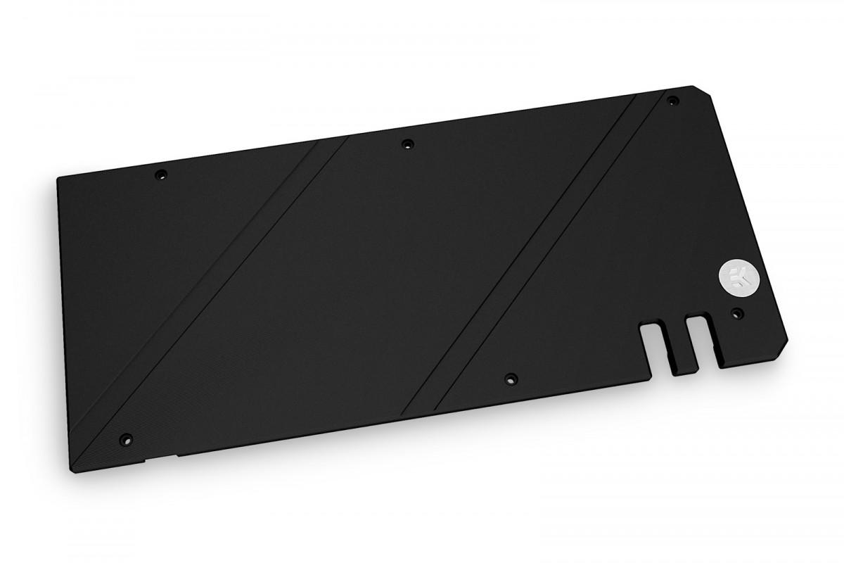 EK-Quantum Vector TUF RX 6800/6900 Backplate - Black