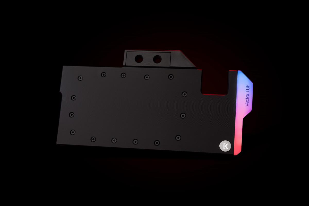EK-Quantum Vector TUF RX 6800/6900 D-RGB - Nickel + Acetal