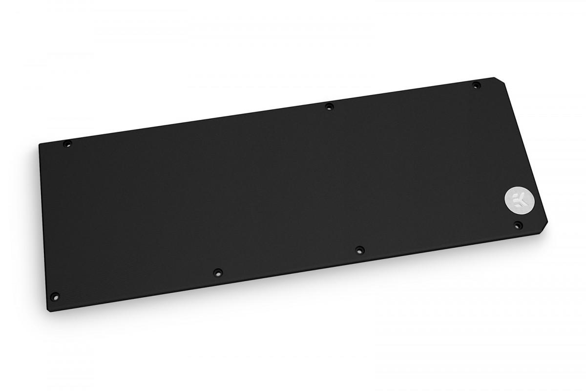 EK-Quantum Vector XC3 RTX 3070 Backplate - Black