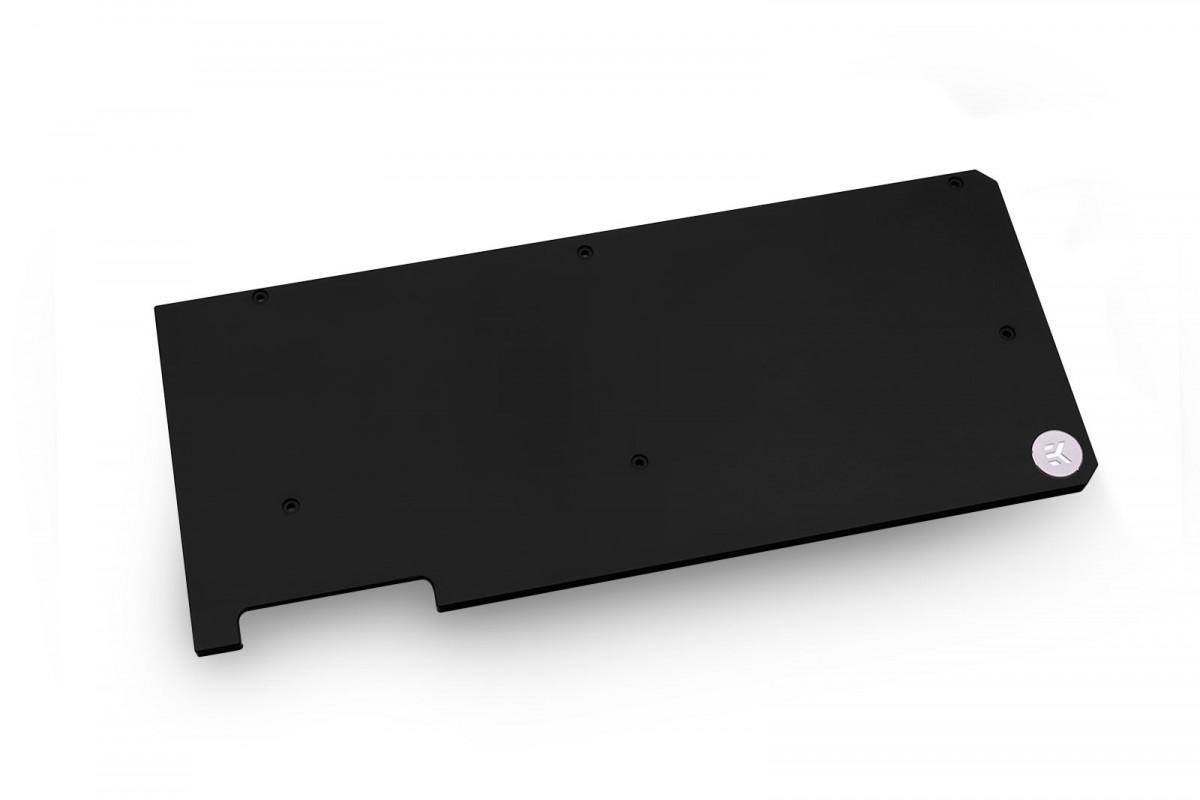 EK-Quantum Vector FTW3 RTX 2080 Ti Backplate - Black