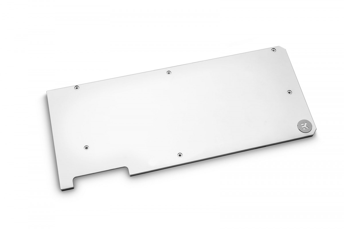EK-Vector FTW3 RTX 2080 Backplate - Nickel