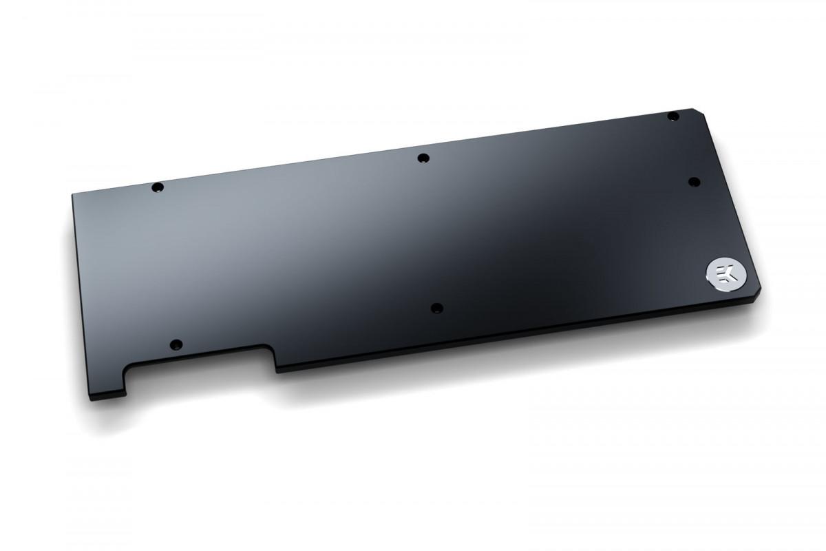 EK-Vector RTX Backplate - Black QC2