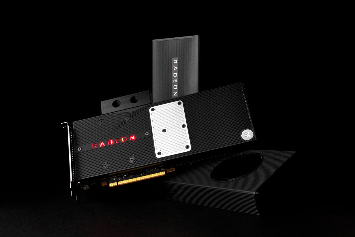 EK-Quantum Vector Radeon RX 5700 +XT D-RGB - Special Edition