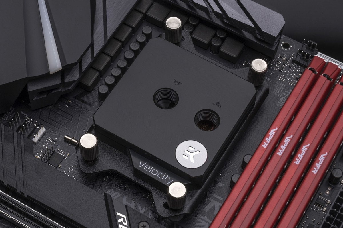 EK-Velocity - AMD Copper + Acetal