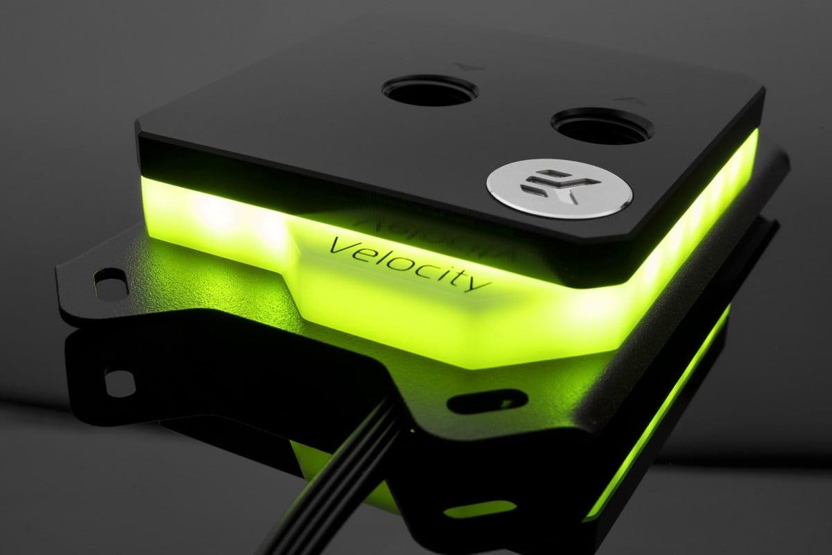 EK-Velocity RGB - AMD Nickel + Acetal