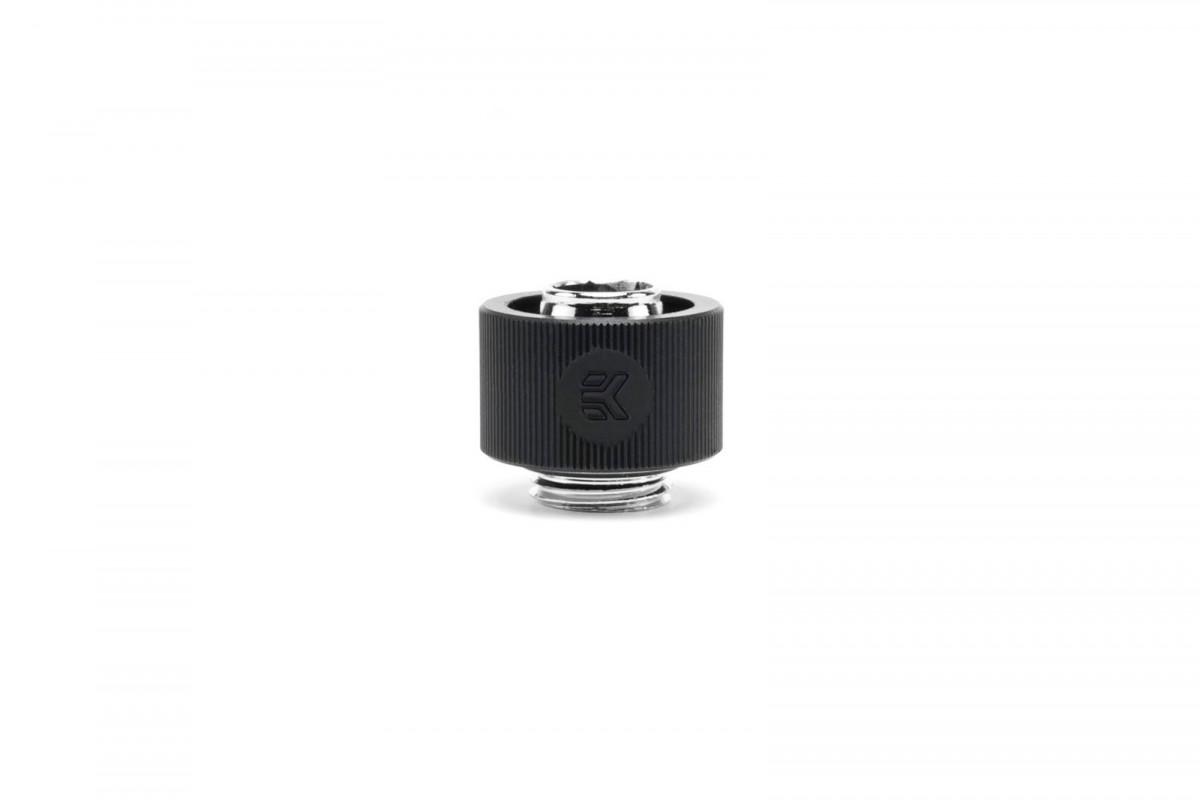 EK-ACF Fitting 10/16mm - Elox Black