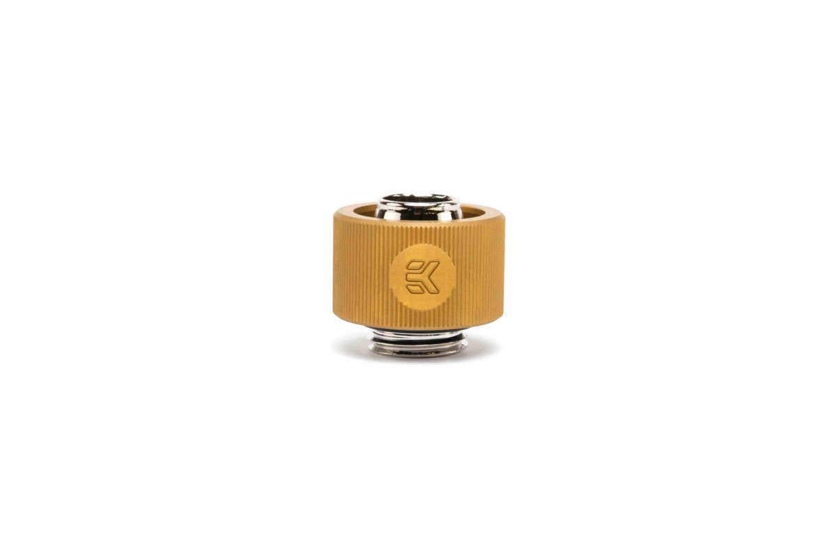 EK-ACF Fitting 10/16mm - Gold