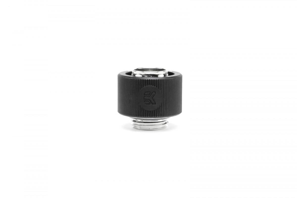 EK-ACF Fitting 12/16mm - Elox Black