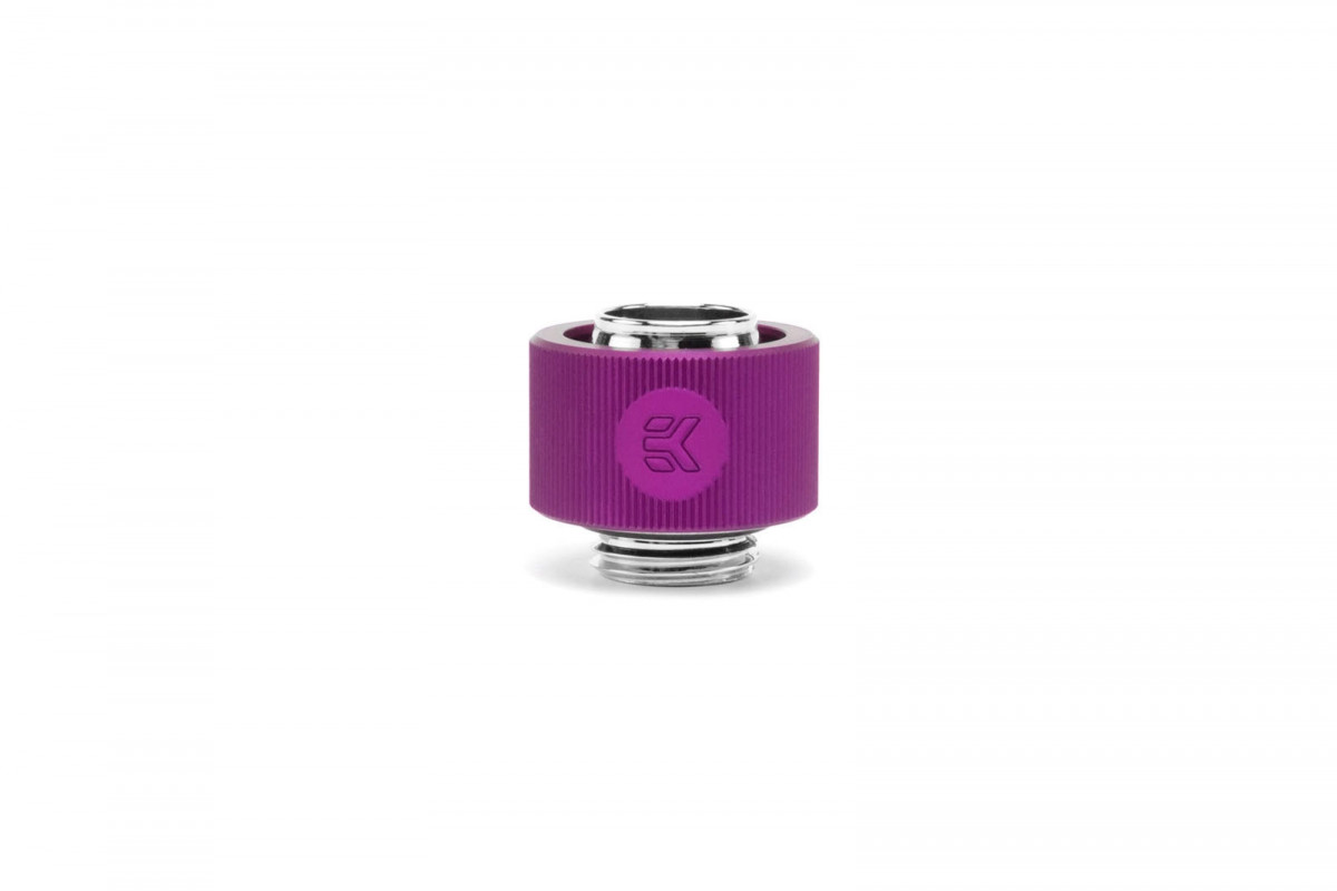 EK-ACF Fitting 12/16mm - Purple