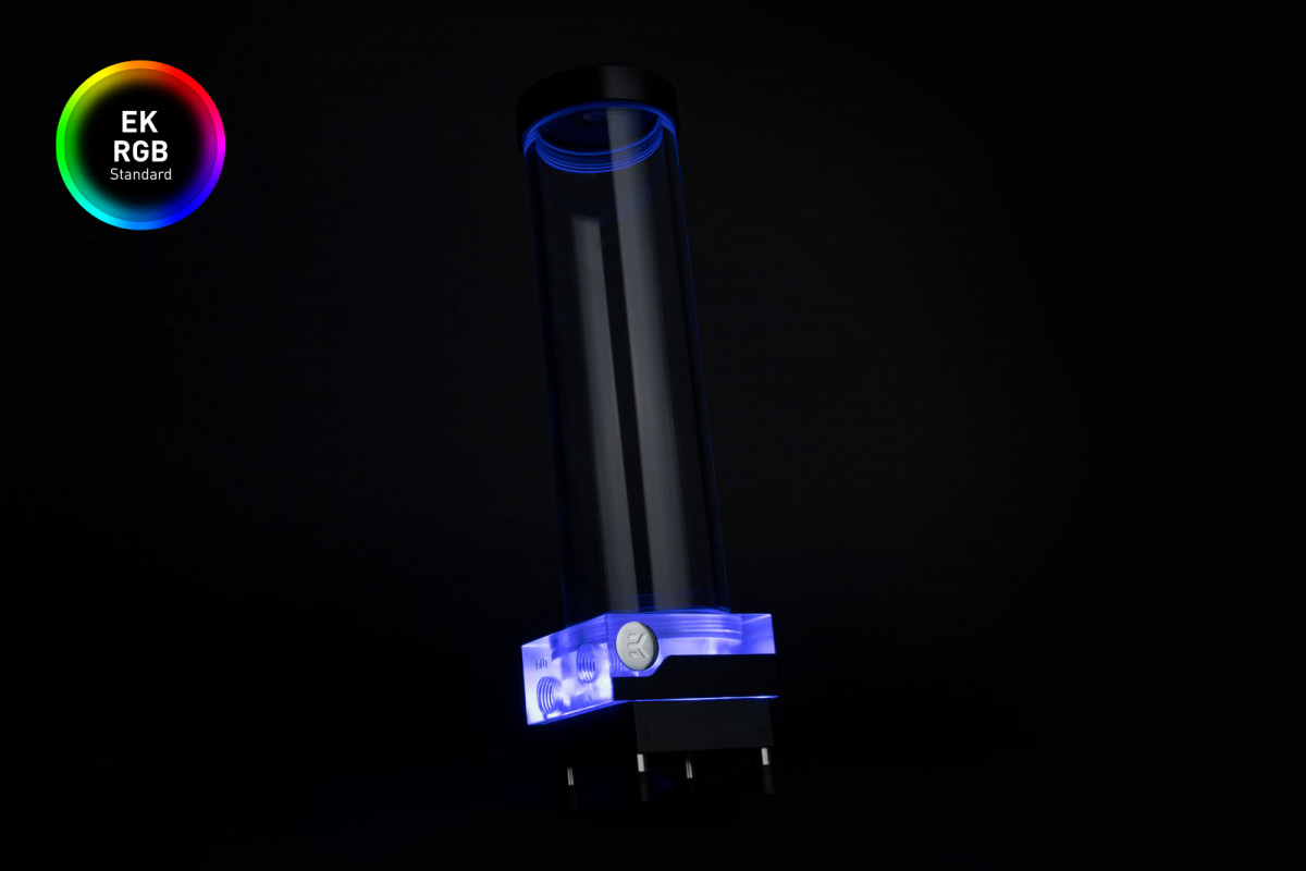 EK-XRES 250 SPC PWM Classic RGB - Plexi (incl. pump)