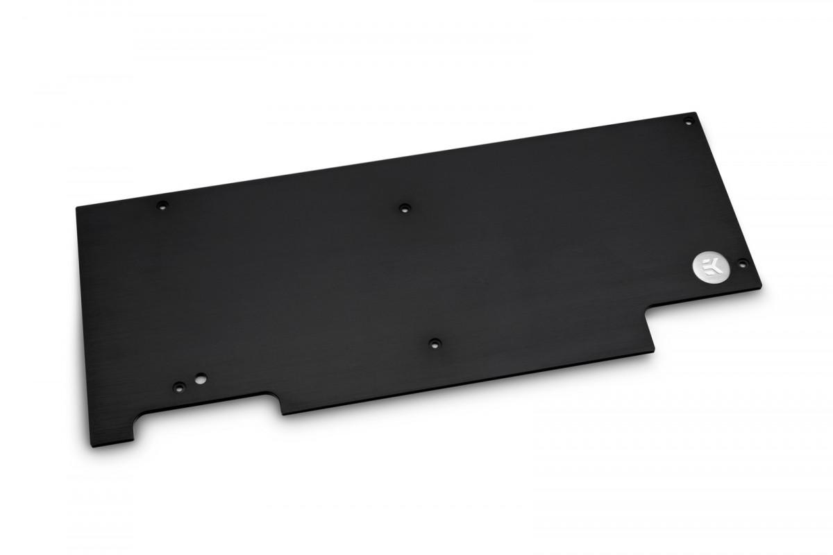 EK-FC Strix RTX 2080 Ti Backplate Classic -Black
