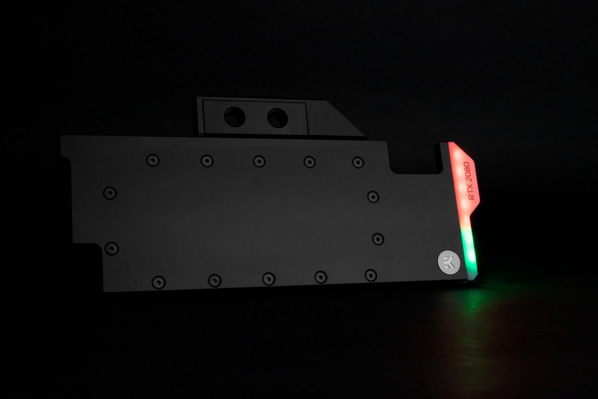 EK-Quantum Vector RTX RE D-RGB - Nickel + Acetal