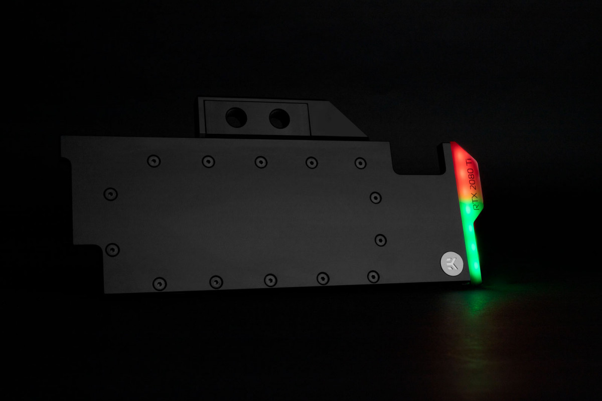 EK-Quantum Vector RTX RE Ti D-RGB - Nickel + Acetal
