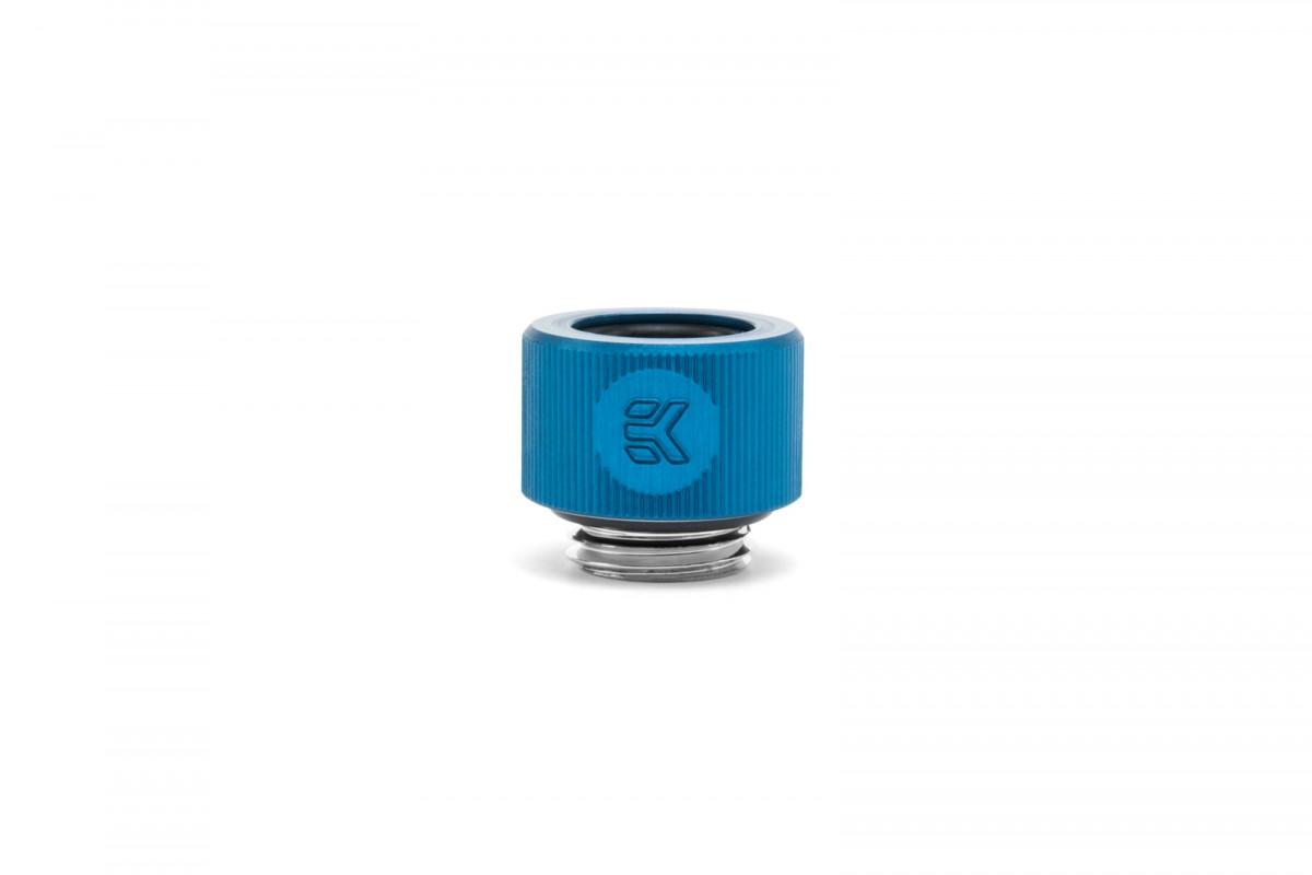 EK-HDC Fitting 12mm G1/4 - Blue