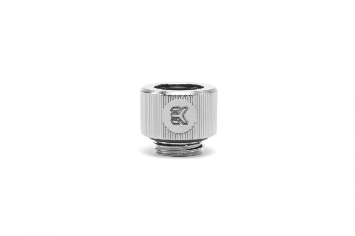 """Barrow Compression Fitting G1//4 Thread 1//2/"""" ID x 3//4/"""" OD 2 pack In white"""