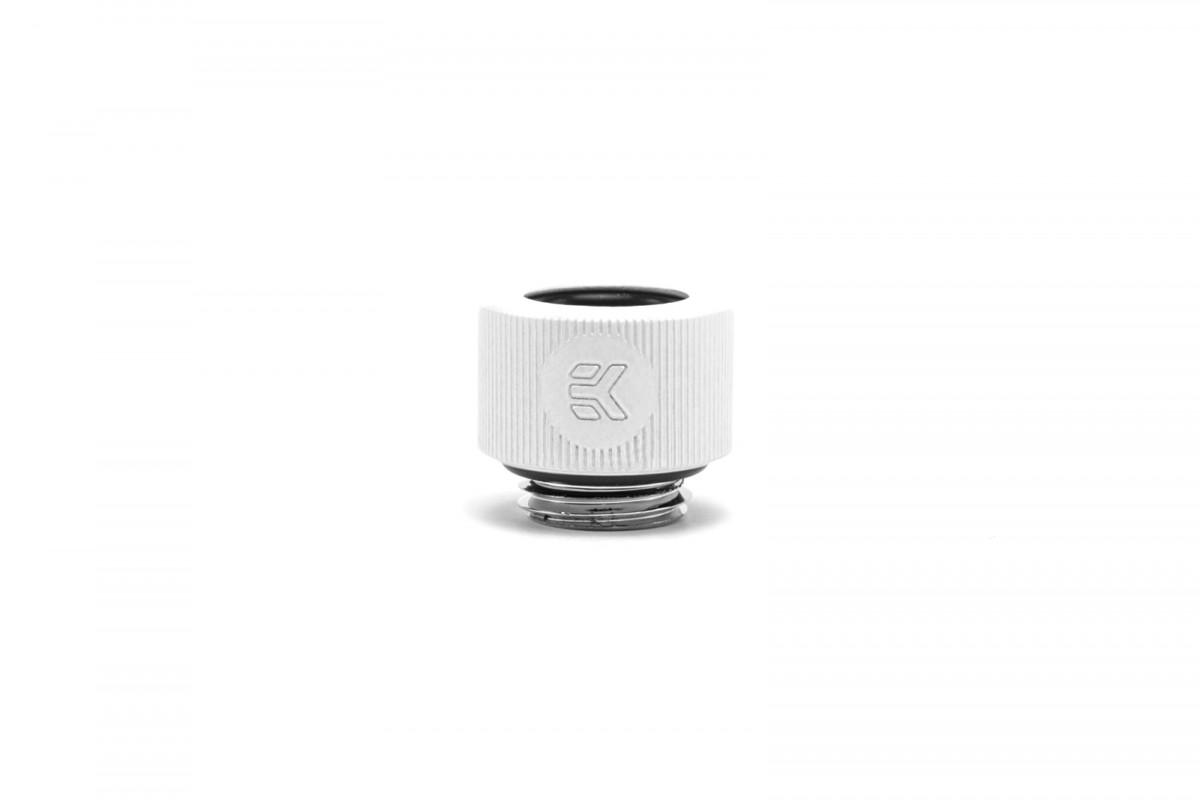 EK-HDC Fitting 12mm G1/4 - White