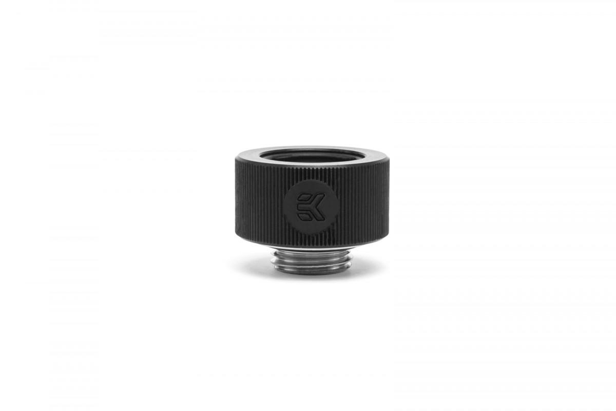 EK-HDC Fitting 16mm G1/4 - Black