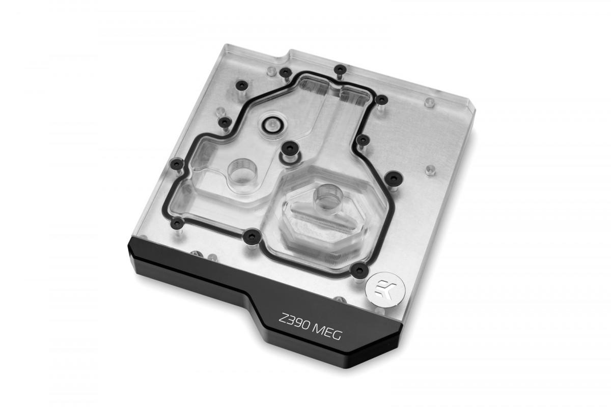 EK-Momentum MSI Z390 MEG Ace D-RGB - Plexi
