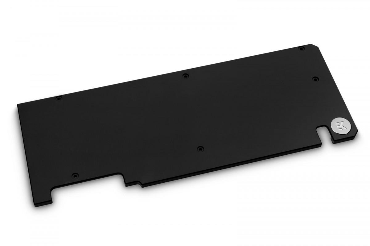 EK-Quantum Vector Dual Evo RTX 2070/2080 Backplate - Black