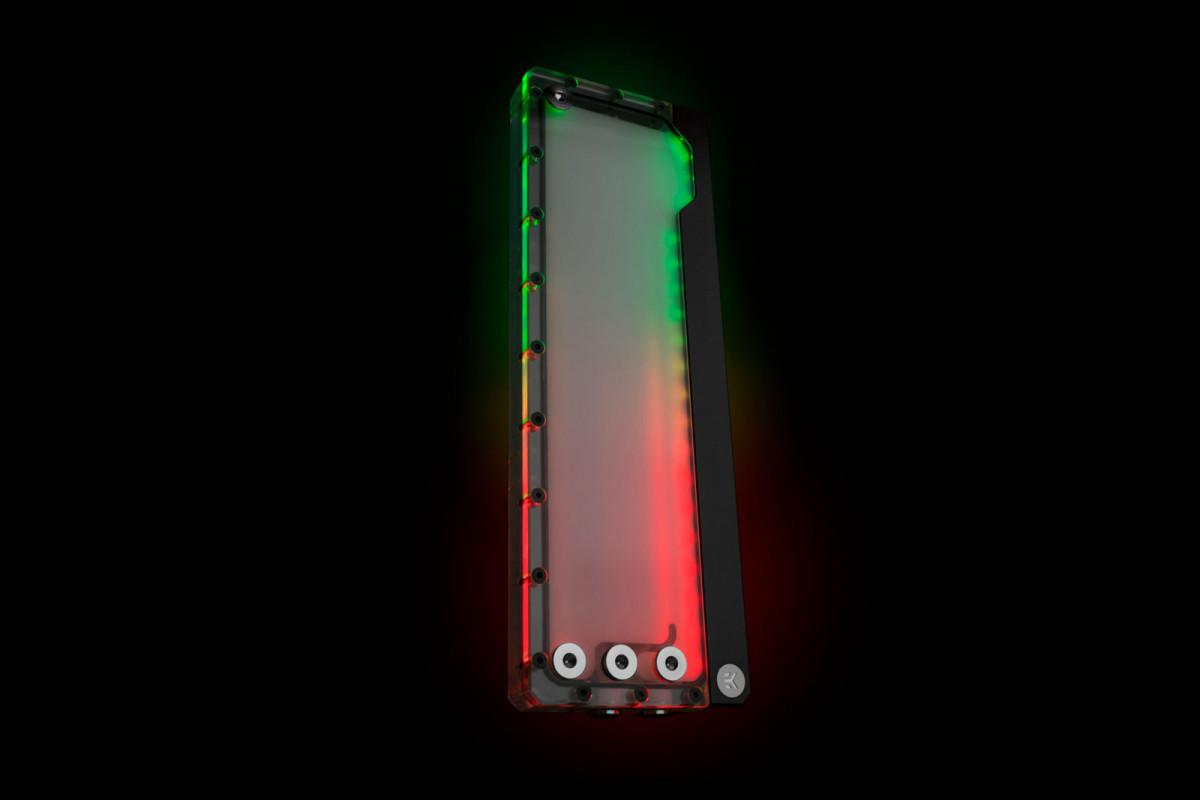 EK-Quantum Kinetic FLT 360 DDC PWM D-RGB - Plexi