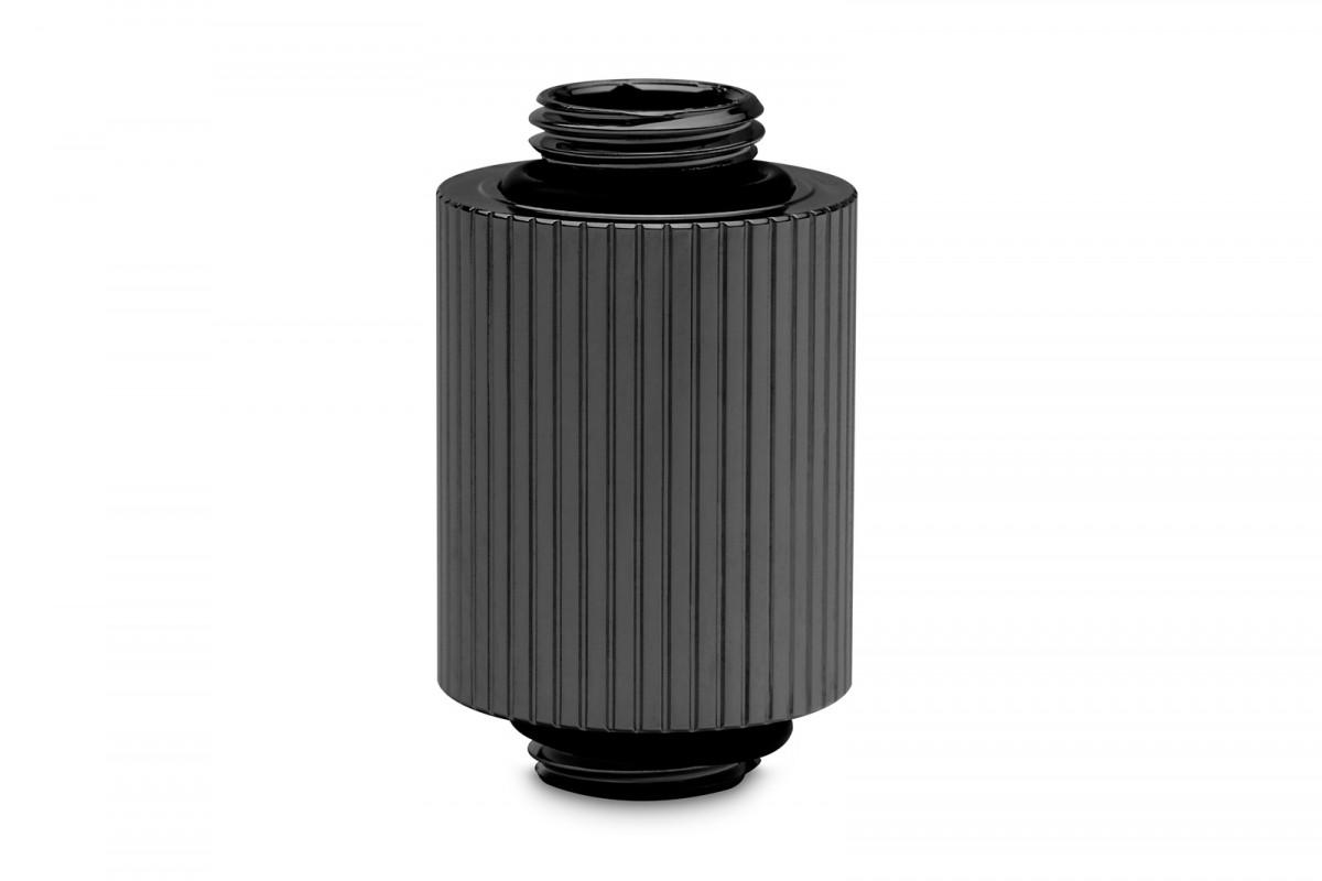 EK-Quantum Torque Extender Static MM 28 - Black Nickel