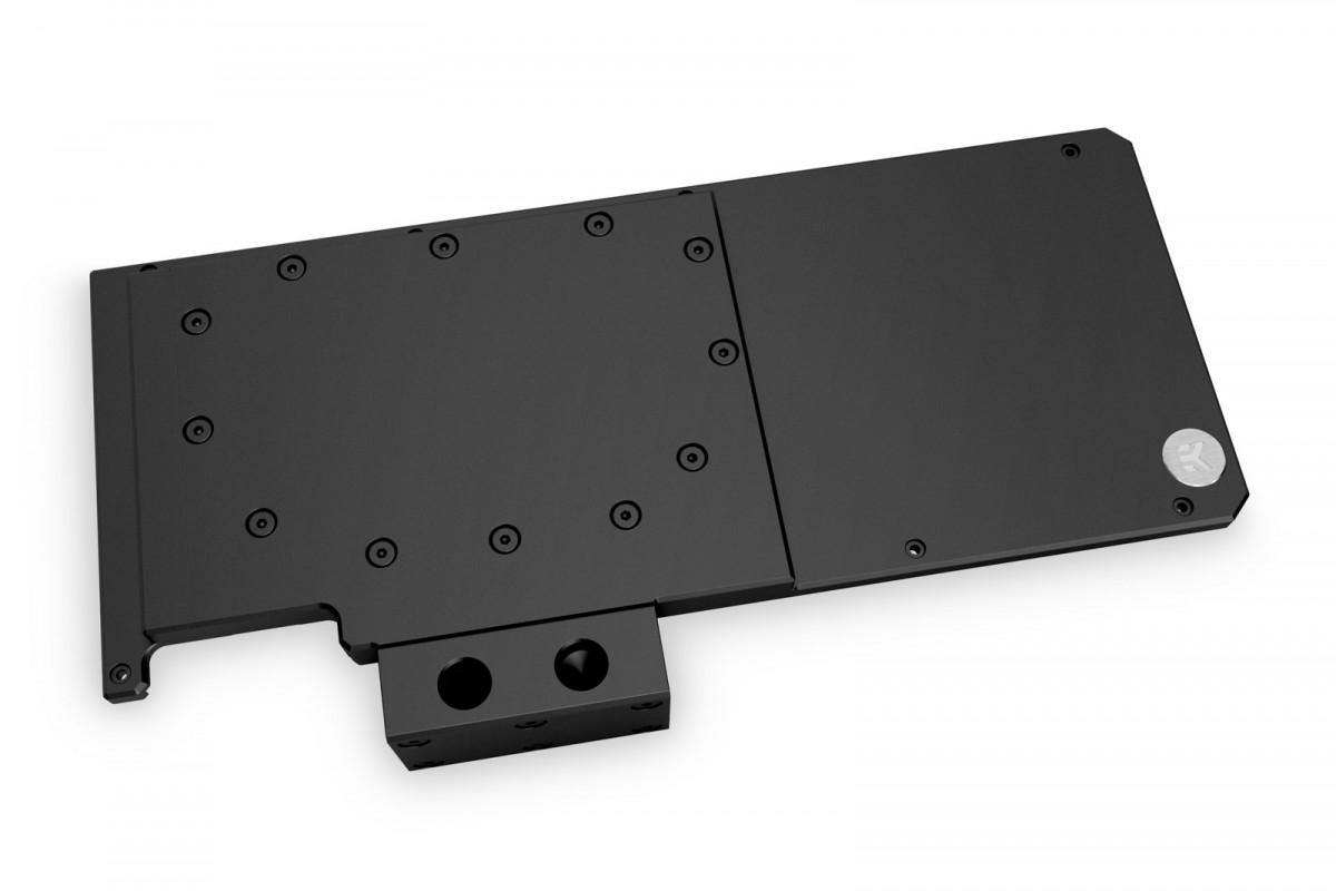 EK-Quantum Vector FTW3 RTX 3080/3090 Active Backplate - Acetal