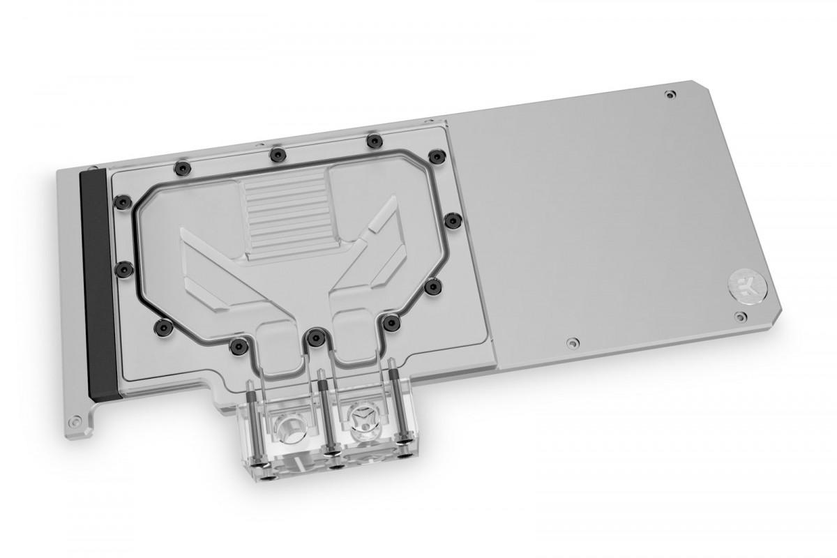 EK-Quantum Vector FTW3 RTX 3080/3090 Active Backplate D-RGB - Plexi