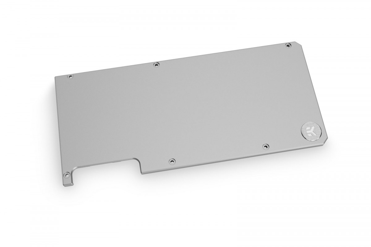 EK-Quantum Vector RTX 3080/3090 Backplate - Nickel