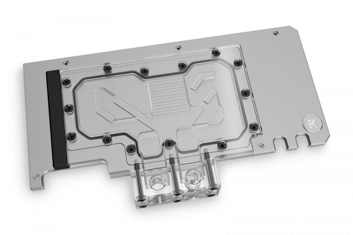EK-Quantum Vector TUF RTX 3080/3090 Active Backplate D-RGB - Plexi