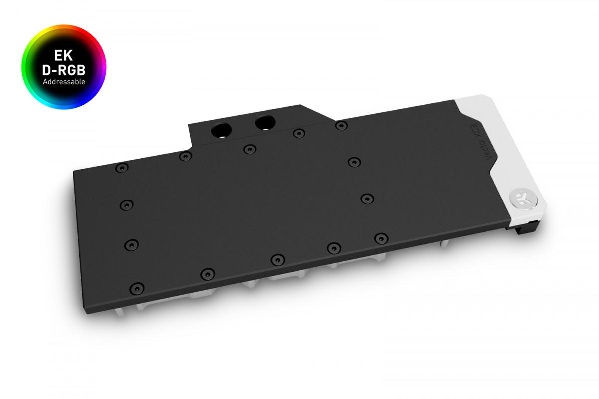 EK-Quantum Vector XC3 RTX 3080/3090 D-RGB - Nickel + Acetal