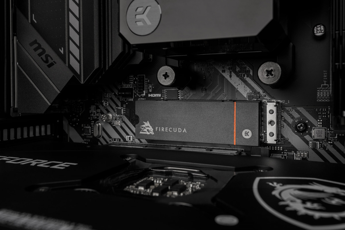 FireCuda 530 Heatsink 1TB