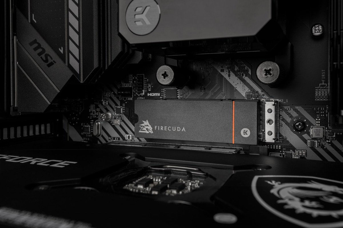 FireCuda 530 Heatsink 2TB