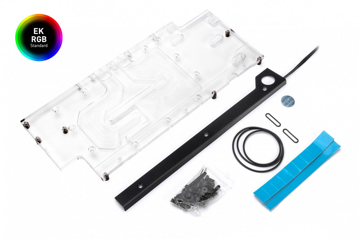 EK-FC1080 GTX Ti FTW3 RGB - Upgrade Kit